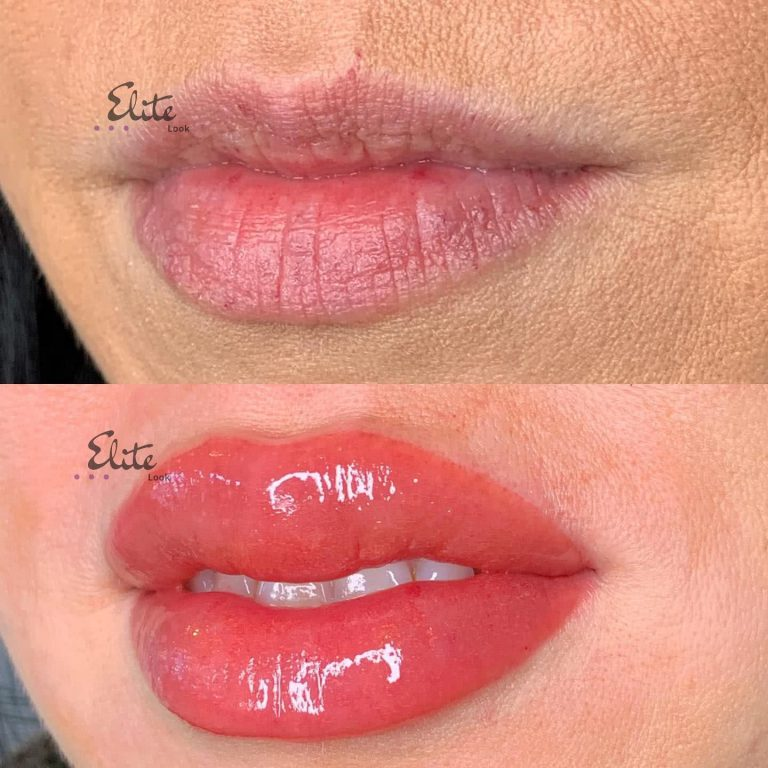 Lip Tattoo 2