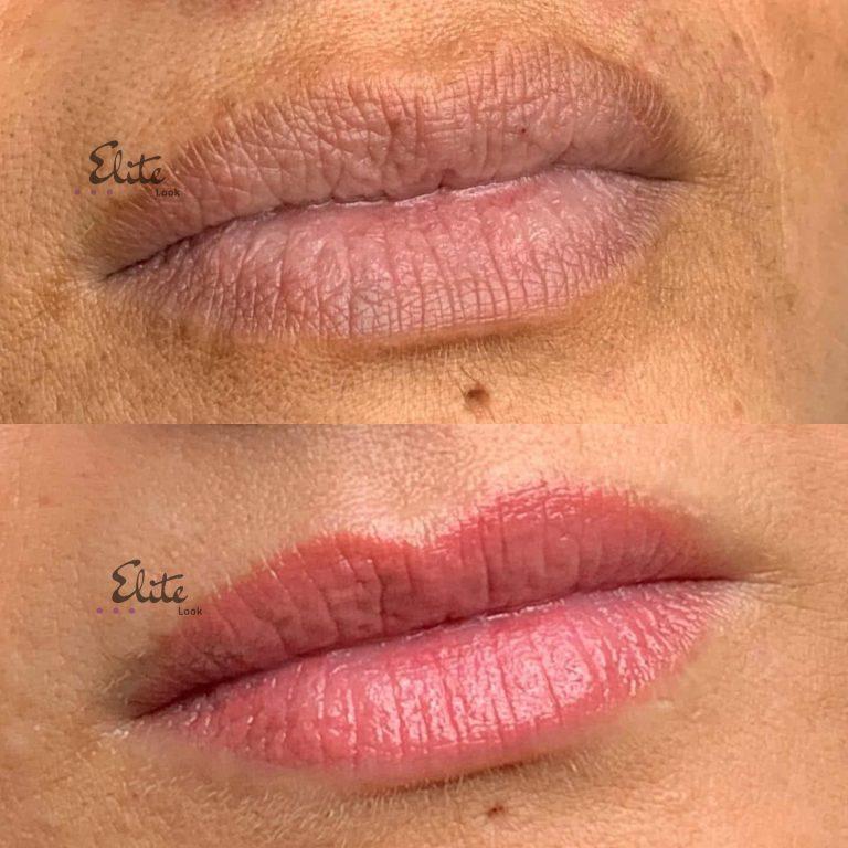 Lip Tattoo 3