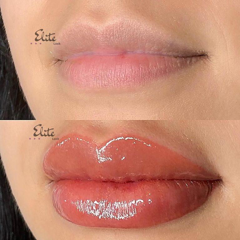 Lip Tattoo 6