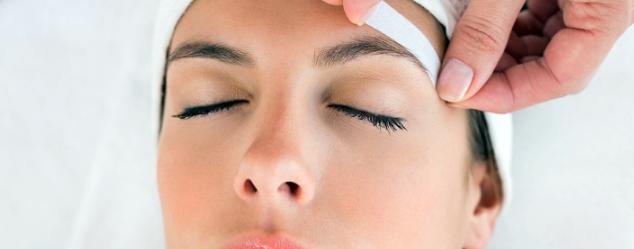 Eyebrow wax Perth
