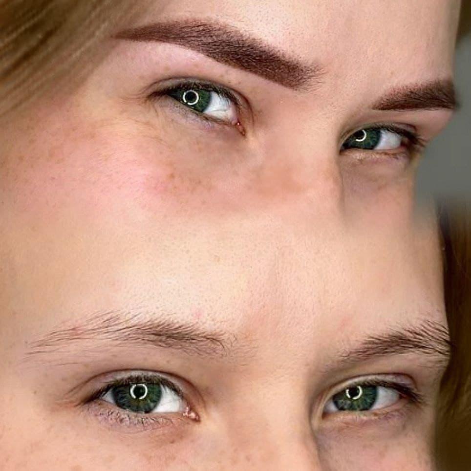 eyebrow tattoo perth